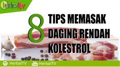 8 Tips Memasak Daging Rendah Kolestrol