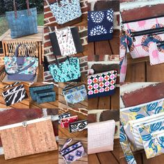 """Cyber Monday Sale starts today!! Enjoy 20% off all """"ready to ship"""" inventory Handmade Clutch, Tote Bags Handmade, Handmade Purses, Print Fabrics, Floral Print Fabric, Floral Prints, Animal Print Tote Bags, Printed Tote Bags, Ikea Fabric"""