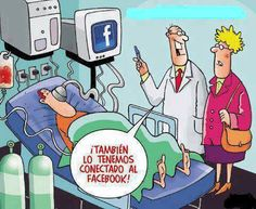 Conectado en Facebook