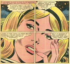 DC Comics Romance Comic (I forgot which one…but like the panel divisions). I think Gene Colan may have drawn this one. Does anyone know where it's from?