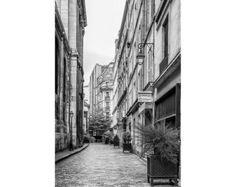 Unique paris street scene related items | Etsy