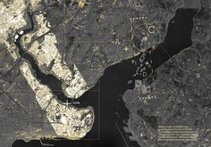 ISTANBUL CITY AS PALIMPSEST: GAVAN DUFFY Istanbul City, Duffy, Cartography, Thesis, All Black Sneakers, Architecture, Architecture Design