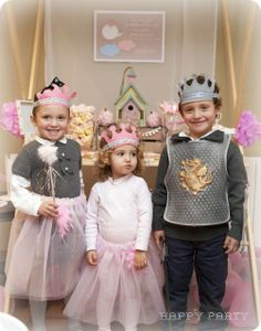 this pin is from A sweet Princess Party Board; click on the persons name to see all her boards.