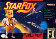 StarFox SNES box art by PimpMyNintendo, via Flickr