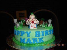Dota 2 Pudge cake
