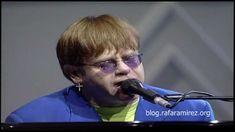 Live like horses. Elton John, Pavarotti & Friends (Live HD)