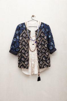 Visitá la nueva colección Invierno 16 en Rapsodia.com > Saco Fabi Night