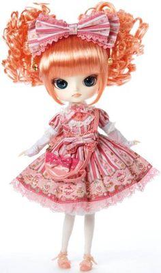 Aug 2009 - Dal Angelic Pretty Maretti    I love Angelic Pretty's Designs.  Love this doll dressed in Lolita style!