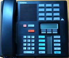 Nortel-Meridian M7310 Norstar NT8B20XX-03 Black Phone System (Great Condition) $39.99 Free Shipping