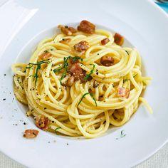 ... carbonara daddy s carbonara low fat spaghetti carbonara the silkiest