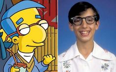 30 personajes, frases de Los Simpson y su casa en vida real