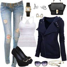 Que Opinan del #outfit ?? www.yoamoloszapatos.com | Yo Amo Los Zapatos