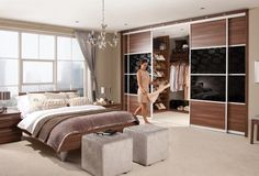 You Need to Know About Master Bedroom Walk-in Closet Designs When employing a bell, ring it as you go into the room. Items in a room should coordinate and … Bedroom Setup, Bedroom Arrangement, Bedroom Layouts, Bedroom Ideas, Walk In Closet Design, Bedroom Closet Design, Closet Designs, Bedroom Designs, Walking Closet