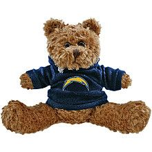 Chargers Teddy Bear