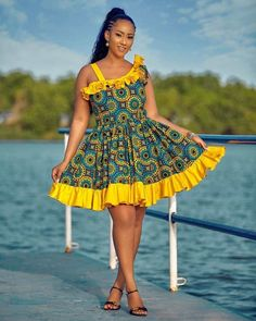 ankara styles pictures,ankara styles gown for ladies,beautiful latest ankara styles,latest ankara styles for wedding,latest ankara styles ovation ankara styles African Dresses For Kids, African Wear Dresses, Latest African Fashion Dresses, African Print Fashion, African Attire, Ankara Fashion, African Prints, Sexy Outfits, Fashion Outfits
