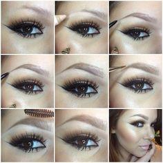 Really light eyebrows