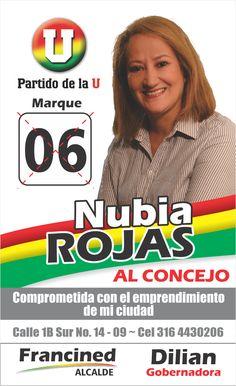 U#6 Nubia Rojas Socialism, United States