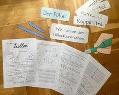 Frau Locke: Füllerführerschein