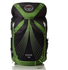 Compare Osprey Exos 48 Backpacks prices at top outdoor gear retailers. The smarter way to shop for Osprey backpacks. Best Ultralight Backpack, Ultralight Backpacking Gear, Backpacking Packs, Hiking Gear List, Hiking Tips, Hiking Routes, Camping Gear, Camping Hammock, Best Hiking Backpacks