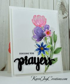 spring flowers: SSS, flower sketch