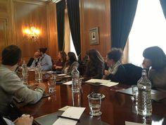 Reuniones de trabajo grupo #peregrinos por #asturias de #hotel en #hotel #coworking