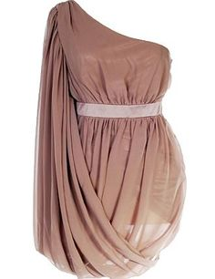 Grecian Swirl Dress