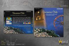 Taormina club - Cover Cd-rom