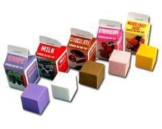 scented eraser set