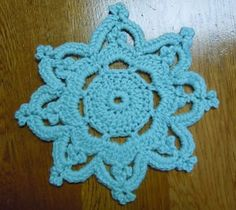 Granny Mae crochet stitch; crochet pattern