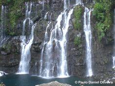 Cascade Langevin Reunion Island (FR), Indian Ocean