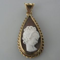 #Cameo #Pendant €195 #Jewelry #The #Antiques #Room #Galway #Ireland Diamond Rings, Diamond Engagement Rings, Galway Ireland, Cameo Pendant, Unique Vintage, Pendants, Brooch, Antiques, Silver