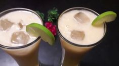 Salmin Recipes, Glass Of Milk, Juice, Make It Yourself, Desserts, Food, Tailgate Desserts, Deserts, Essen