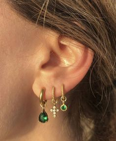 Sterling silver ear cuff no piercing, Huggie hoop earrings silver, Fake cartilage piercing, Helix earring hoop gold, Small pearl hoops - Custom Jewelry Ideas Ear Jewelry, Cute Jewelry, Gold Jewelry, Jewelry Accessories, Jewlery, Jewelry Armoire, Pandora Jewelry, Vintage Accessories, Diamond Jewelry