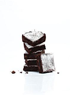 Christmas Baking Ideas : Chocolate Brownies for Mah-Ze-Dhar