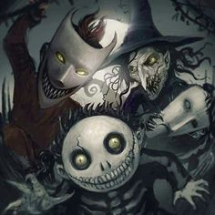 The!!! Nightmare Before Christmas!!!