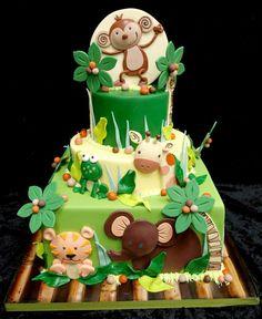 1st birthday cake - Google Search