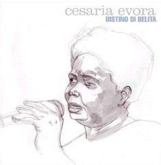 Cesaria Evora - Distino Di Belita Music Albums, My Favorite Music, Cabo, Image
