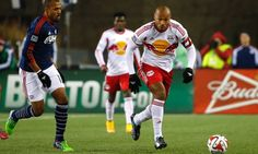 99f42d58c3b Thierry Henry faces final curtain after New England beat New York Red Bulls