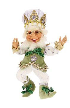 Mark Roberts 'Sparkling' Small Elf