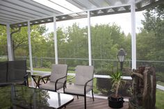 It's great to see what people do with their patio after reclaiming it from the elements. Check out the inside-view of this deck-turned screen room! . . . #reasoneveryseason #screenroom #backyard #staycation Backyard, Patio, Staycation, Calgary, Deck, Rooms, Outdoor Decor, People, Home Decor