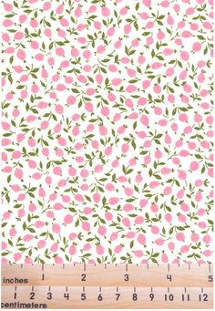 Ed C Liberty Fabric by theLibertyBazaar on Etsy Liberty Of London Fabric, Liberty Fabric, Michael Miller, Cloud 9, Aime Comme Marie, Diy Bebe, Pin Cushions, Pink And Green, Lawn