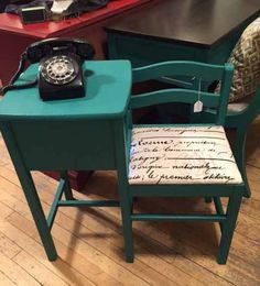 Gossip bench in Florence Chalk Paint®