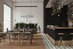 PASCÊRE CIBOTECA, Milan, 2017 - ZDA   ZUPELLI DESIGN ARCHITETTURA
