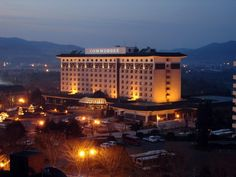 Gyeongju-si Commodore Hotel South Korea, Asia The 5-star Commodore Hotel offers comfort and convenience whether you're on business or holiday in Gyeongju-si. The property features a wide range of facilities to make your stay a pleasant experience. Free Wi-Fi in all rooms, fax machine, photocopying, 24-hour front desk, facilities for disabled guests are on the list of things guests can enjoy. Each guestroom is elegantly furnished and equipped with handy amenities. The hotel off...