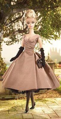High Tea and Savories (2006) Silkstone Barbie