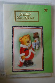 0115, Kerstbeer met zaag