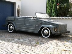 Would love to turn our 1973 VW Thing into something like this