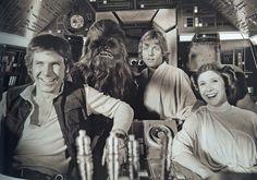 Я бы хотела в их команду  #star_wars