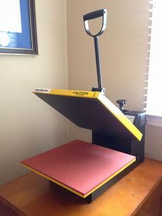 How to Use a Heat Press with HTV (And Is it Worth the Money?) ~ Silhouette School