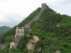Huanghua, Great Wall of China- this is the section we had - super steep - very challenging.